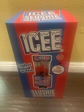 New Genuine Iscream Icee Slushie Making Machine Counter Top Table Party Home Use