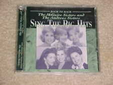 The McGuire Sisters and the Andrews Sisters Sing the Big Hits by The McGuire Sis