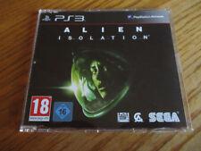Alien Isolation PROMO – PS3 (Full Promotional Game) PlayStation 3 ~ SEGA