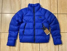 Women's North Face Hyalite Down Jacket, Blue, Size S