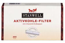 Stanwell Pfeifenfilter 2 x 200 Filter 9mm Pfeife 200er Packung
