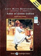 Lucy Maud MONTGOMERY  / ANNE of GREEN GABLES      [ Audiobook ]