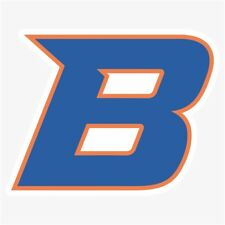 Boise State Broncos Secondary NCAA DieCut Vinyl Decal Sticker Buy 1 Get 2 FREE