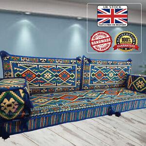 Arabic majlis floor sofa seating,floor cushions,bohemian furniture / SHI_FS242