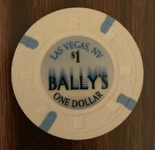 New listing Las Vegas Bally's Casino $1 Chip — Uncirculated Combining Ship 50% Off