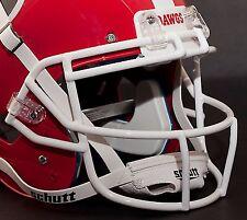 Schutt Super Pro ROPO-SW Football Helmet Facemask / Faceguard (WHITE)