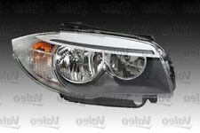 Fits BMW 1 Series Coupe/Cabriolet 11>13 Headlight Halogen Right Hand Offside