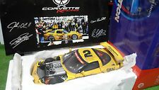 RACING CORVETTE C5R # 2 jne 2001 1/18 ACTION 101585 voiture miniature collection
