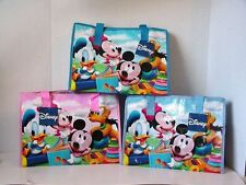 DISNEY TOTE BAG MICKEY MOUSE & FRIENDS #2 PINK