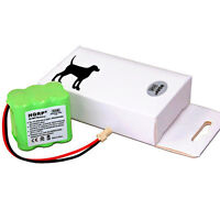 Battery Replacement for Dogtra 1100NC, 1400NCP, 1500NCP Dog Collar Transmitter