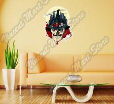 """Gangster Mafia Chicago Al Capone Gift Wall Sticker Room Interior Decor 18""""X25"""""""