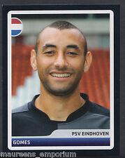 Panini Football Sticker-Champions League 2006-07 -No 193 - PSV Eindhoven - Gomes