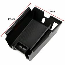 Car Center Console Glove Armrest Storage Tray Box For Ford Mustang 2017-2019