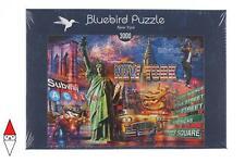 PUZZLE TEMATICO BLUEBIRD CITTA NEW YORK 3000 PZ