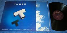 THE TUBES SPAIN LP 1981 THE COMPLETION BACKWARD PRINCIPLE POP ROCK NEW WAVE Raro