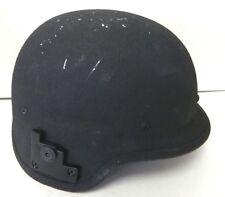 Gentex Police Law Enforcement PASGT Armor System Ground Troops Helmet Medium #3