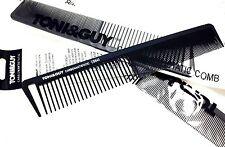 PROFESSIONAL ANTISTATIC HAIR SECTIONING TOOTH BARBER HAIRS COMB - Toni & Guy