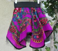 BEAUTIFULLY DESIGNED AND ADORABLE CHILDRENS SKIRT  - VERY CUTE EXQUISITE COLORS!