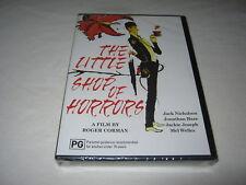 The Little Shop of Horrors - Jack Nicholson - New Sealed DVD - Region 4