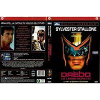 DVD DREDD LA LEGGE SONO IO 8017229438240