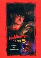 Nightmare V IL Mito DVD Nuovo Sigillato Nightmare 5