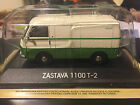 "DIE CAST "" ZASTAVA 1100 T-2 "" LEGENDARY CARS SCALA 1/43"
