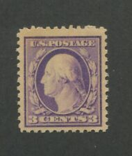 1917 United States Postage Stamp #501 Mint Never Hinged VF Original Gum