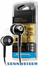 Band New Genuine CX 400 II cx400ii Precision In-Ear Wired Headphones - Black