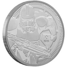 Star Wars Coins In Silver Bullion Coins Ebay