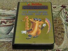 ~DISNEY VHS~LIMITED GOLD EDITION II CARTOON CLASSICS~THE DREAM FACTORY 1933-1938