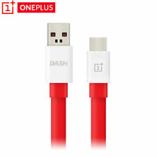 ORIGINALE DASH USB Tipo C 3.1 RAPIDA Cavo Dati Caricatore per OnePlus 3 3T 5