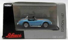 Véhicules miniatures Schüco cars 1:87