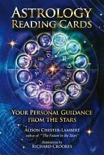 Astrology Reading Cards: Your Personal Guidance from the Stars by Alison Chester