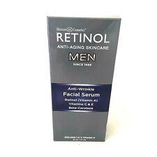 Retinol Anti Wrinkle Anti-Aging Facial Serum 30 mL 1 oz. Skincare Cosmetics