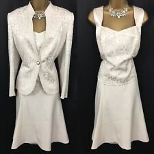 NASS C SKIRT SUIT Size 16 Mother OF The Bride Occasion F250