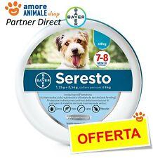Seresto Bayer - Collare Antiparassitario per cane cani fino 8 kg - OFFERTA