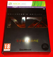 MASS EFFECT 3 COLLECTOR'S EDITION XBOX 360 Versione Italiana ○ COMPLETO - FG