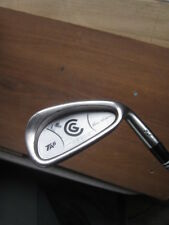 CLEVELAND TOUR ACTION TA6 SILVER LABEL SINGLE #4 IRON STEEL SHAFT RH VGC