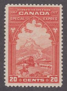 Canada 1927 - #E3 - Special Delivery stamp - MH VF