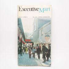 Vintage Executive Mart Business Gifts Catalog 1972