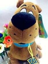 """New Cartoon 14"""" 35CM Scooby-Doo Plush Stuffed Toys New with Tag Free Shipping"""