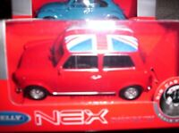 MINI COOPER 1300 - SCALA 1/43 WELLY