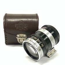 Nikon Nippon Kogaku Universal Sucher View Finder 3.5cm mit Case EXC [TK]