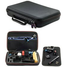Carry Case For GoPro Hero 8 7 6 5 4 3+ 3 2 Action Cam Go Pro HD Large Digicharge