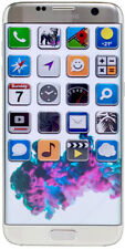 Samsung SM-G935F Galaxy S7 Edge Silver *RISSE* 32GB LTE Smartphone (N35187)