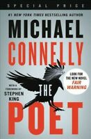 Poet, Paperback by Connelly, Michael, Brand New, Free shipping in the US