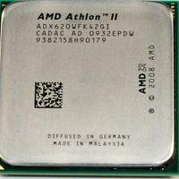 AMD CPU Athlon II X4-620 2.6GHz Socket AM3