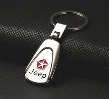 Key Keyring Keychain for: JEEP CHEROKEE PATRIOT WRANGLER COMMANDER GRAND COMPASS