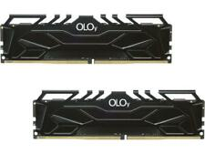 OLOy 16GB (2 x 8GB) 288-Pin DDR4 SDRAM DDR4 3600 (PC4 28800) Desktop Memory Mode