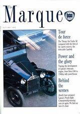 Fast Lane October Cars, 1980s Transportation Magazines